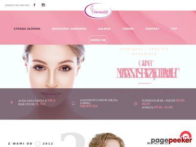 Usuwanie przebarwień Białystok