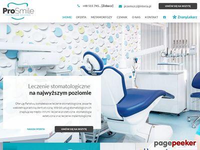 Dentysta-szczyrek.pl Praktyka Dentystyczna