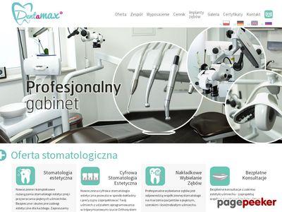 Dentamax - Implanty zębów Kraków
