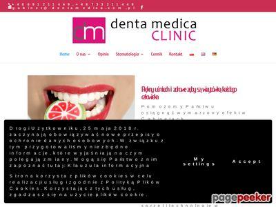 Stomatolog Szczecin. Klinika Dentamedica