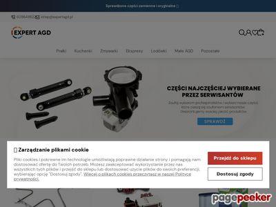 Expert AGD Kraków kompleksowa naprawa pralek, zmywarek, piekarników, płyt ceramicznych w Krakowie