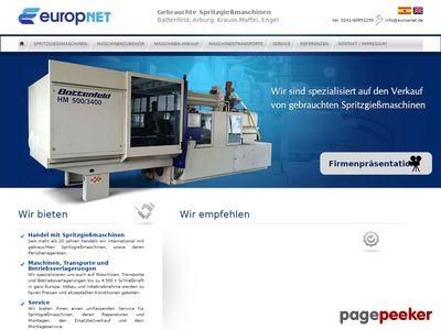 Europnet gmbh - transport maszyn
