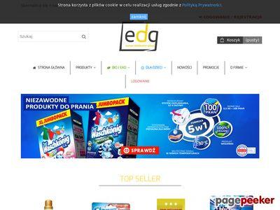 Eurochemia – hurtownia środków czystości