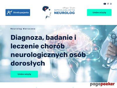 Choroby neurologiczne - diagnoza i leczenie