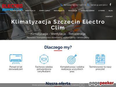 Electro-clim.com.pl - Chłodnictwo