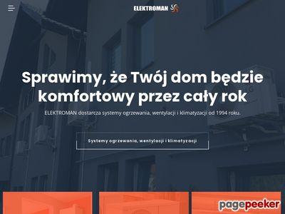 Instalacje sanitarne – woj. śląskie i małopolskie