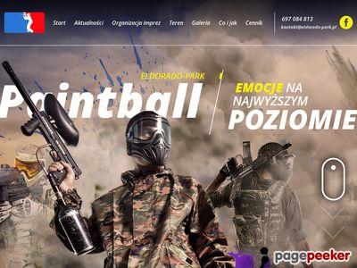 Paintball Wrocław