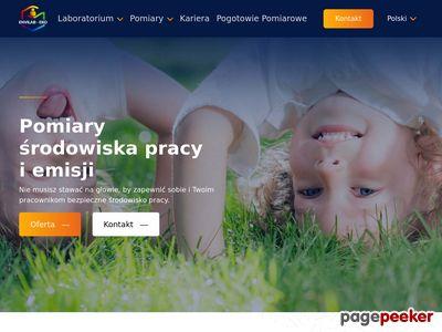 Pomiary hałasu w środowisku pracy - envilab-eko.com