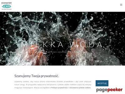 Filtrowanie wody pitnej - ecowater.pl