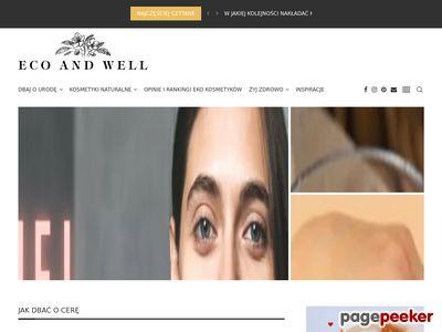 Kosmetyki wegańskie/dla wegan - ecoandwell.pl