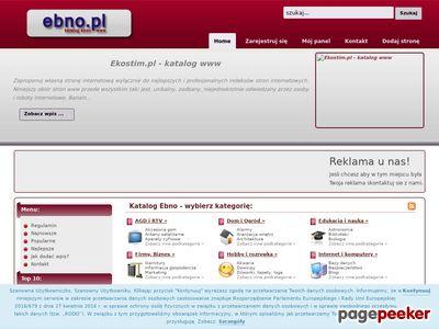 Ebno.pl - katalog stron