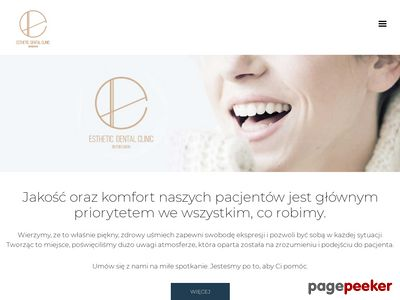Dentysta Toruń - Esthetic Dental Clinic