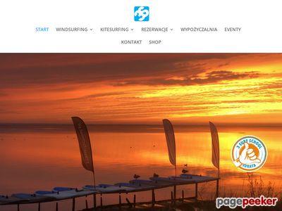 Kitesurfing hel - 3 Surf School