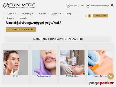 Skin-Medic Klinika Medycyny Estetycznej Poznań