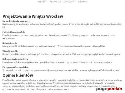 Wroclawskafabrykawnetrz.pl/