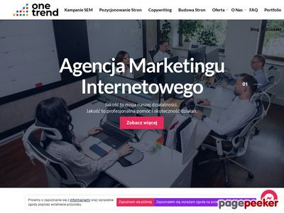 Agencja marketingu internetowego - Quality Factory