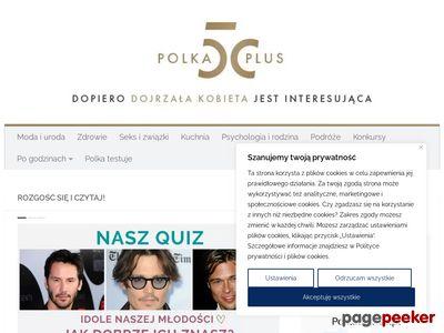 Portal Polka50plus.pl