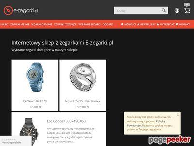 Zegarki sklep internetowy