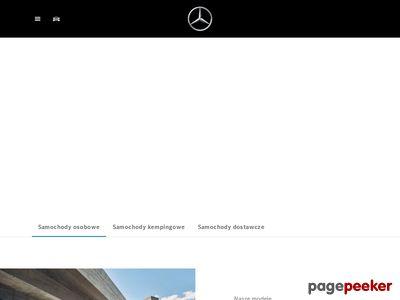 Salon Mercedes Duda Cars w Lesznie