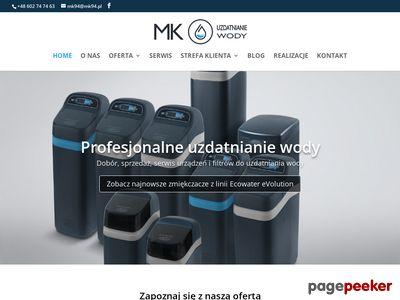 Zmiekczacze do wody warmińsko-mazurskie na mk94.pl